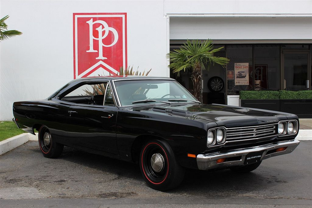 1969 Plymouth Road Runner Muscle cars, Classic cars, Mopar
