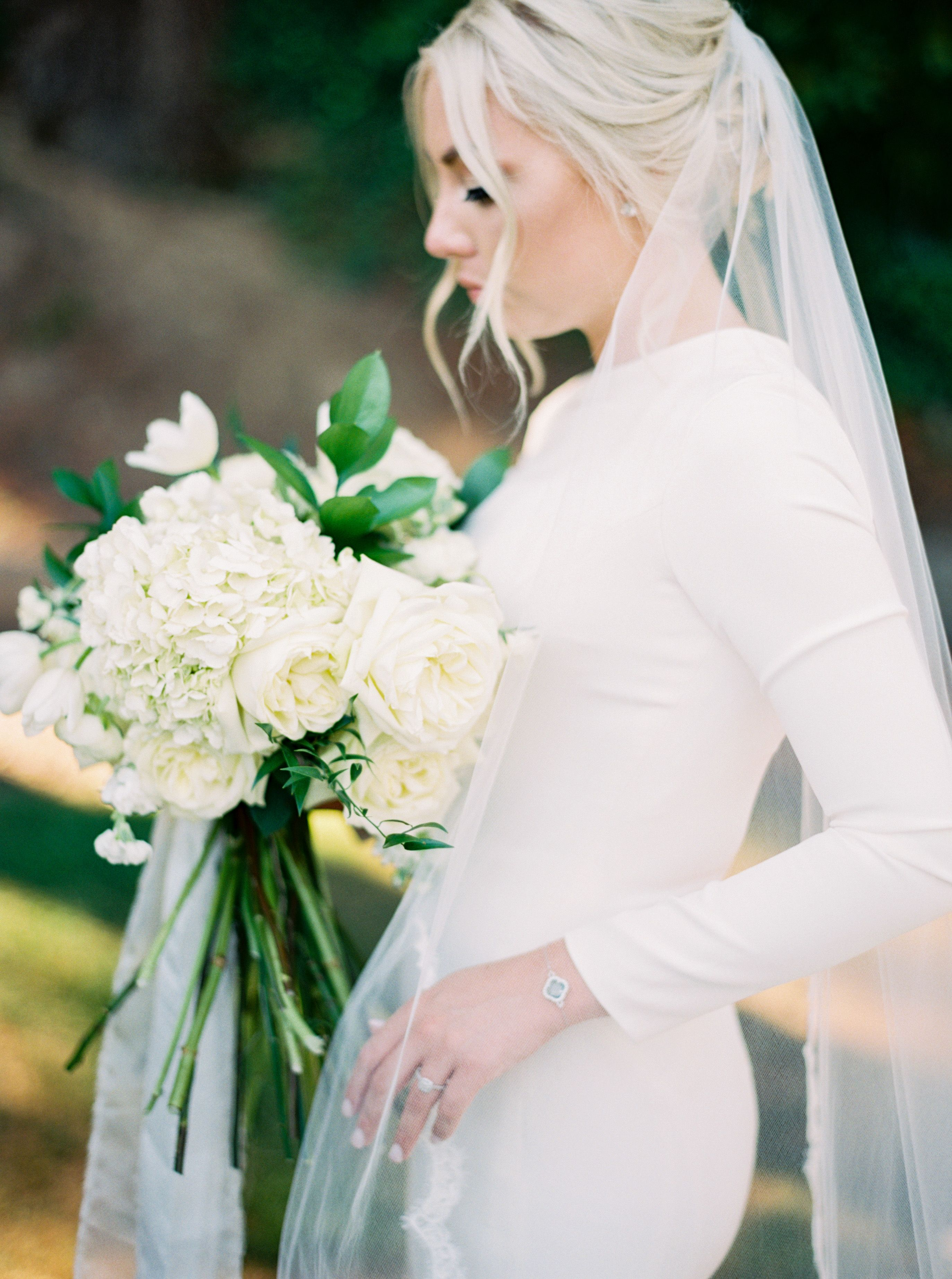 Long sleeve casual wedding dress  Pin by Cassidy Cook on weddings  Pinterest
