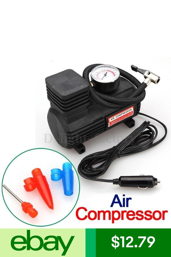 Air Compressors Home & Garden Air compressor, Van car