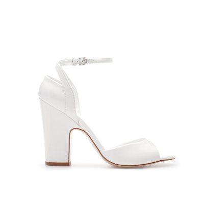 3ce3d8ae04f SANDALIA TACÓN PULSERA - Zapatos - Mujer
