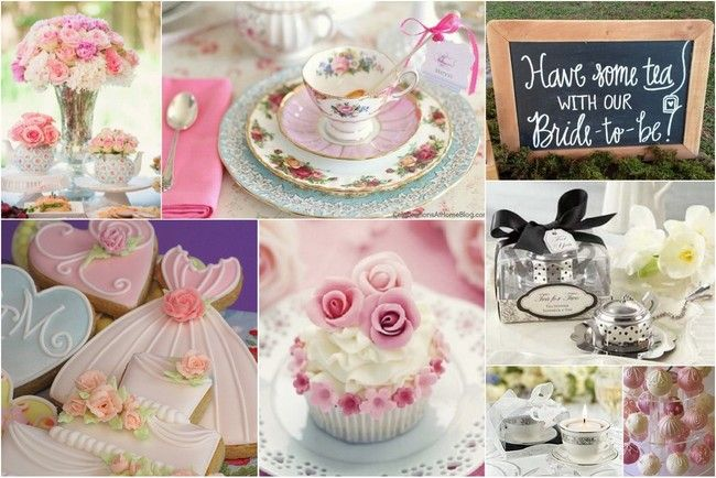 bridal tea party ideas bridal shower tea party ideas