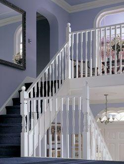 Best Dream Home Image By Bridgette Beagen Oak Handrail 400 x 300