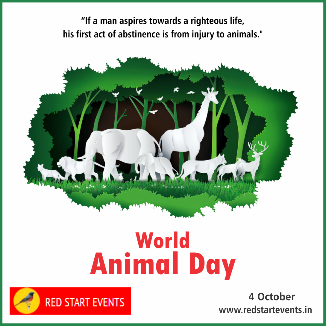 Let Us Accept And Embrace Animals Because They Are The Part Of Our Existence And Must Be Loved And Respected Happy World Animals Of The World Pet Day World