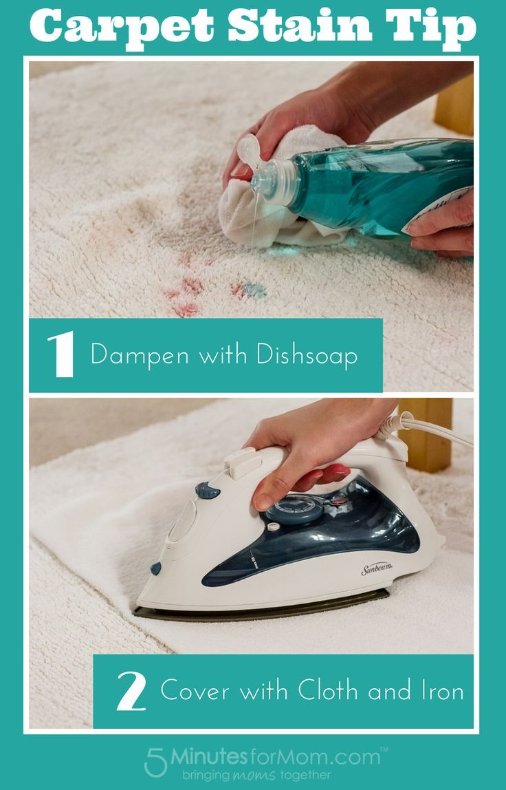 Carpet cleaning tip to get stains out of carpets how to