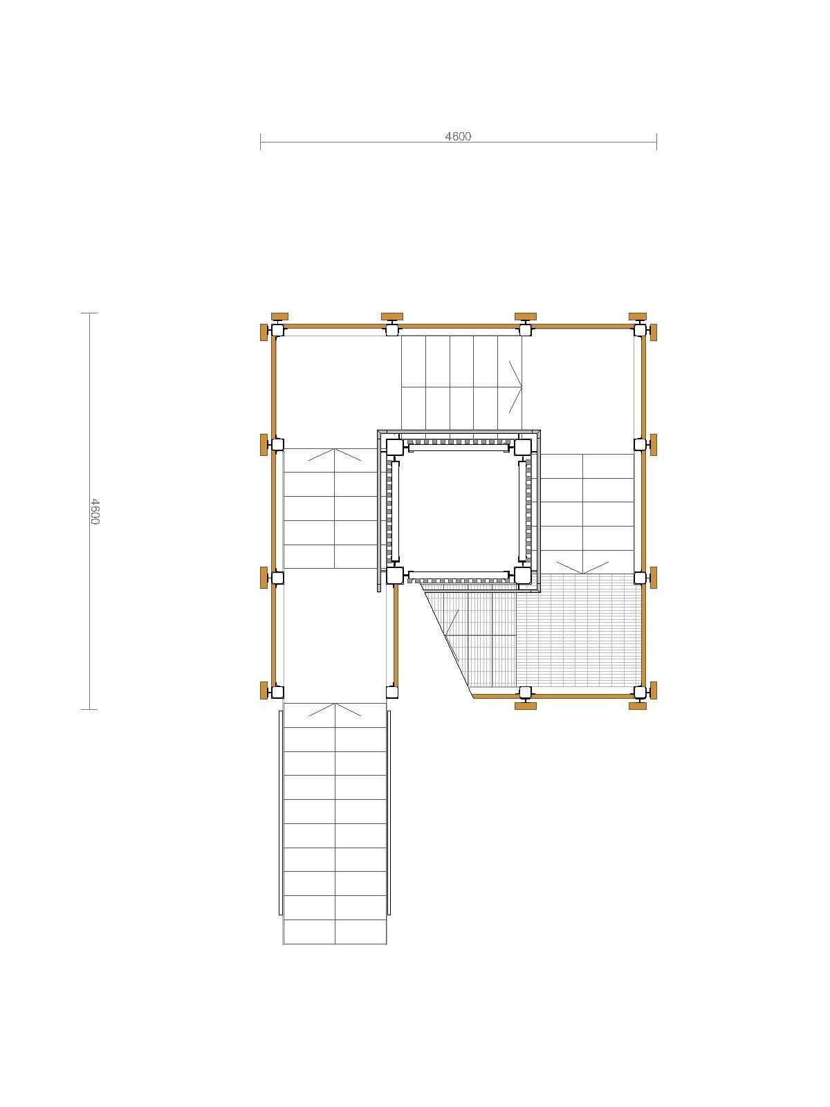 Gallery Of Observation Tower Arhis Arhitekti 24 Watch Tower Architecture Tower Floor Plans