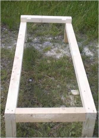 Sonnenliege aus holz bauen bauanleitung liegestuhl kippbar aus holz bauplan garten - Liegestuhl selber bauen ...