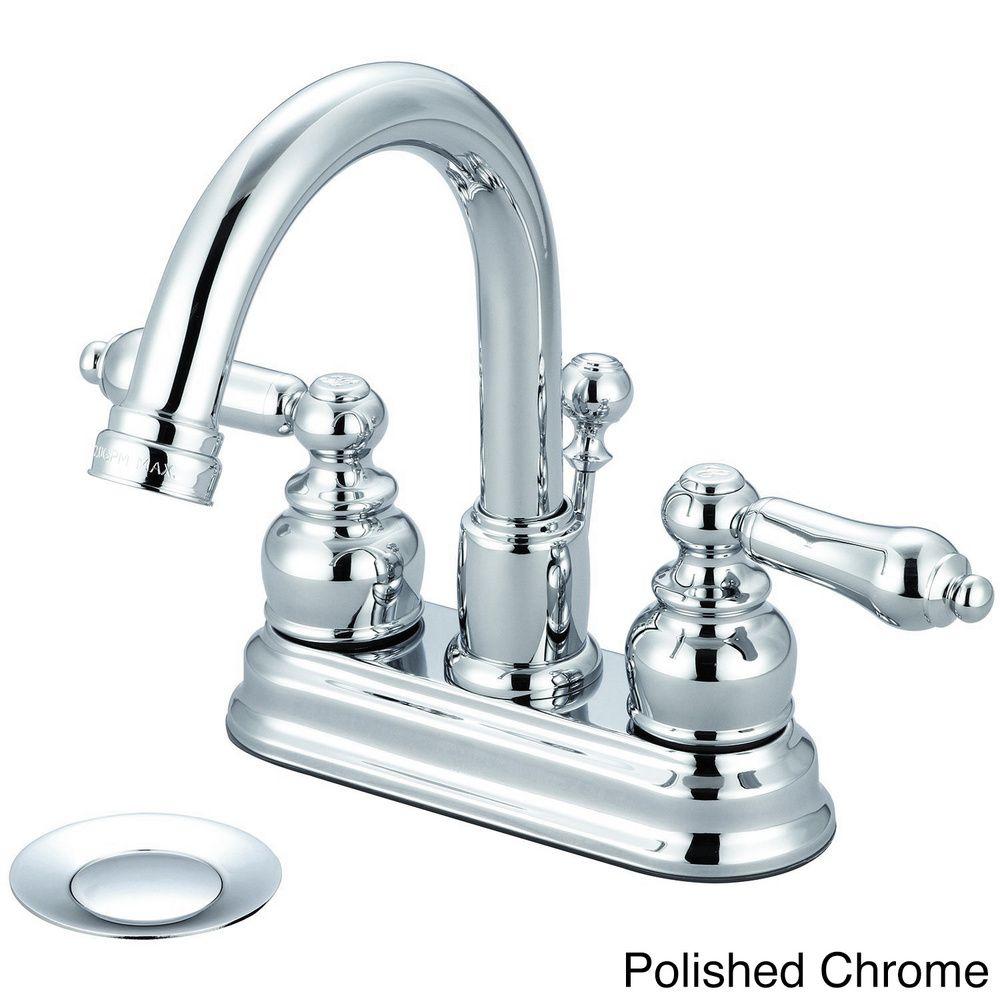 Pioneer Brentwood Series 3BR300 Double-handle Bathroom Faucet ...