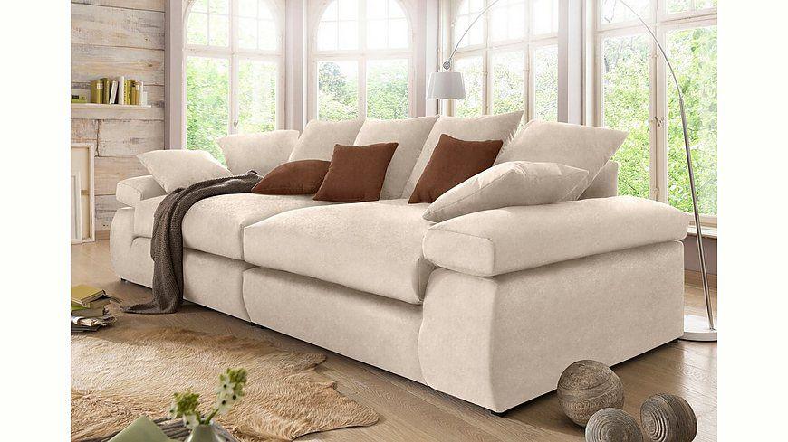 Jetzt Home affaire Big-Sofa günstig im naturloft Online Shop ...