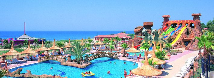 Hotels With Waterparks Family Holidays