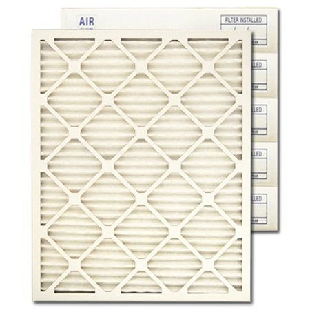 16 X 20 X 4 Merv 13 Pleated Furnace Filter 6 Pack By Iaq 127 65 16 X 20 X 4 M Heating And Air Conditioning Furnace Filters Improve Indoor Air Quality