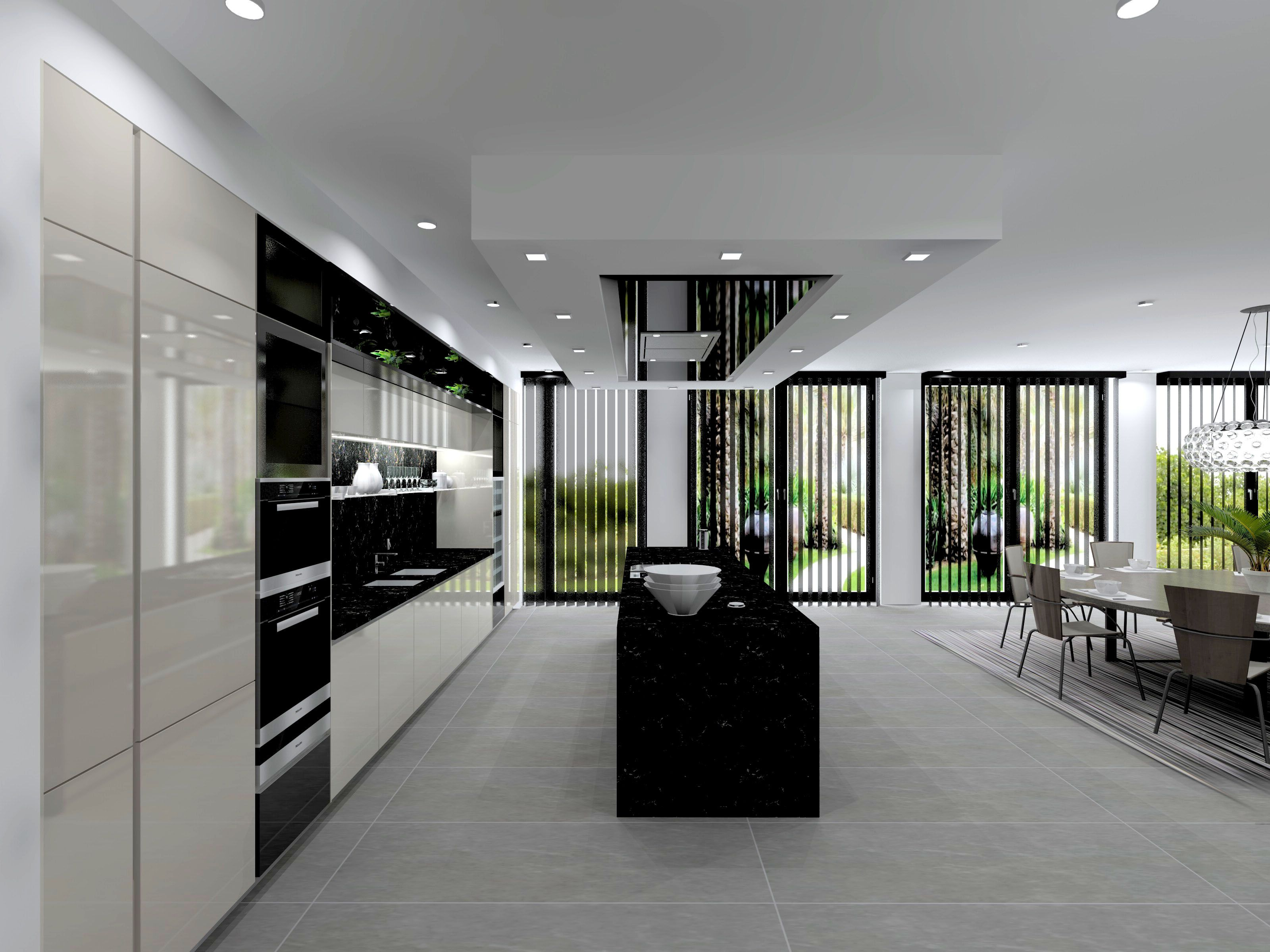 Ultra-modern kitchen | Modern house design, House design ... on Ultra Modern Luxury Modern Kitchen Designs  id=54843
