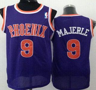 740af140f996 ... Phoenix Suns Jersey 9 Dan Majerle Purple Swingman Jerseys ...