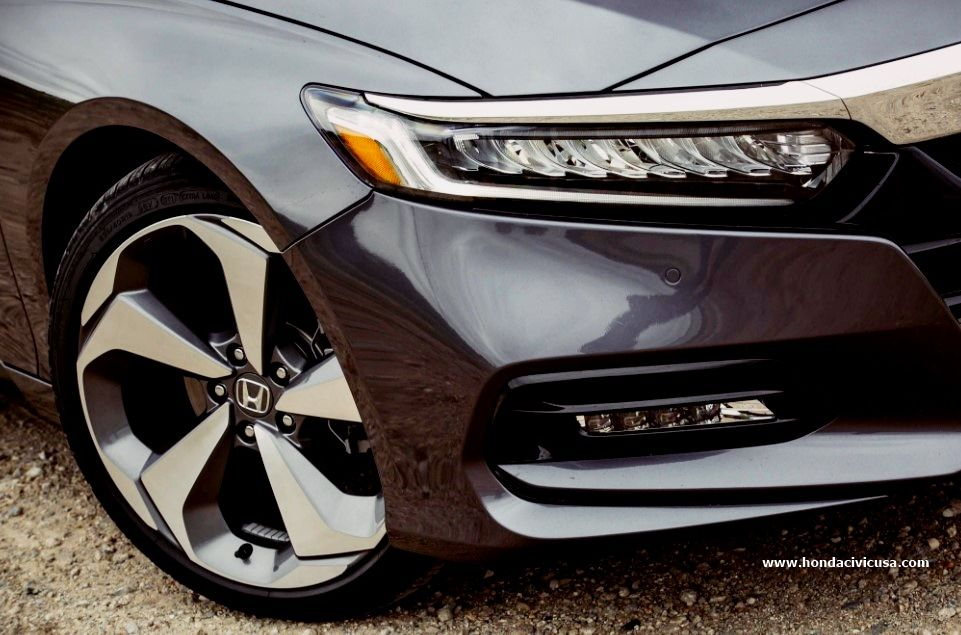 2019 Honda Accord Sedan Touring Design   Honda Civic ...