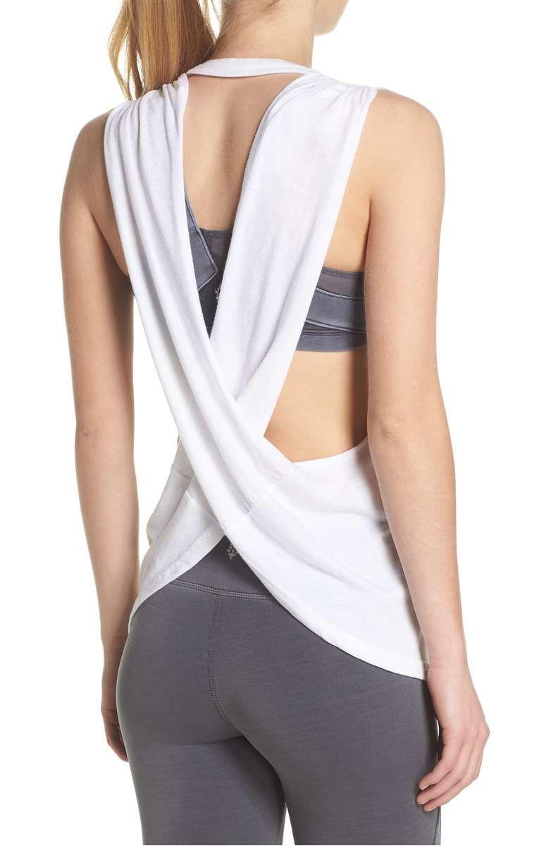 038dac0608df9 Main Image - Free People FP Movement No Sweat Tank | Workout Wear ...