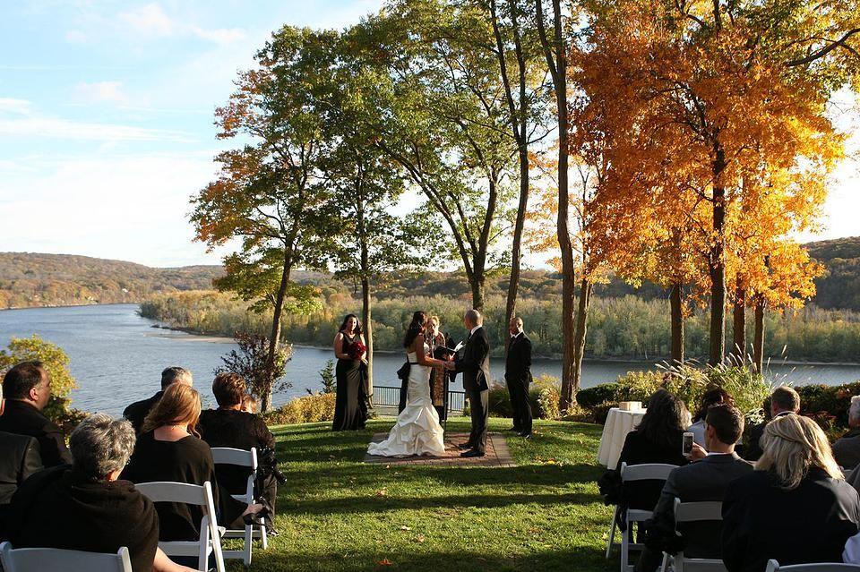 Saint Clements Castle and Marina| Wedding Venue | Portland, CT | Fall Weddings