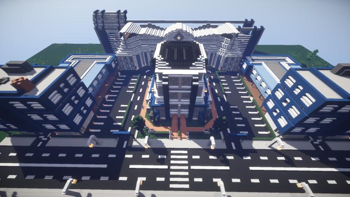Modern City Minecraft Map Minecraft