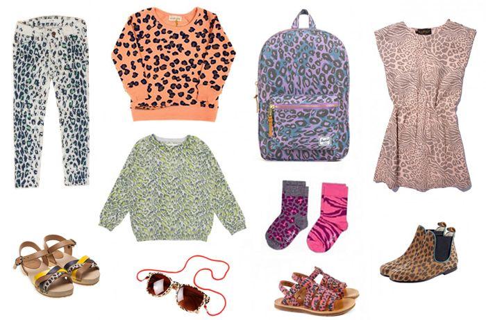 Little Leopard Fashion w/ @Mini Rodini @BONTON Officiel @Finger in the Nose @Little Fashion Gallery @Herschel Supply Co. ...