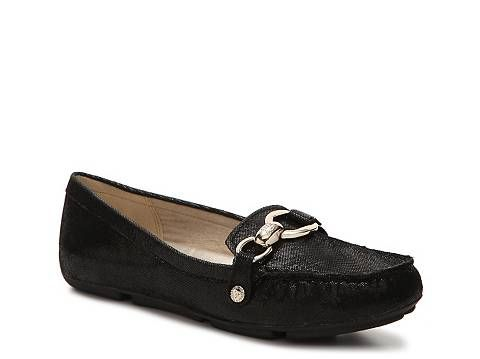 45509b94aa77 AK Anne Klein Myles Embossed Loafer