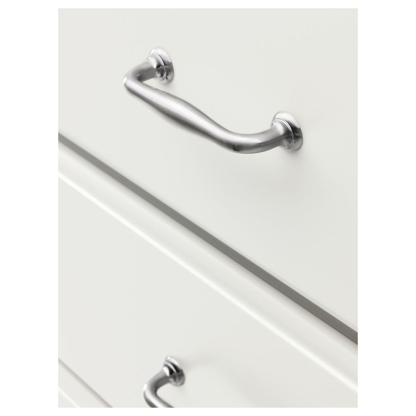 Tyssedal 6 Drawer Dresser White 50x31 7 8 In 2020 Ikea
