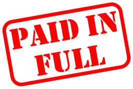 All Credit Cards Paid In Full Mortgage Payoff Pay Off Mortgage Early Student Loans