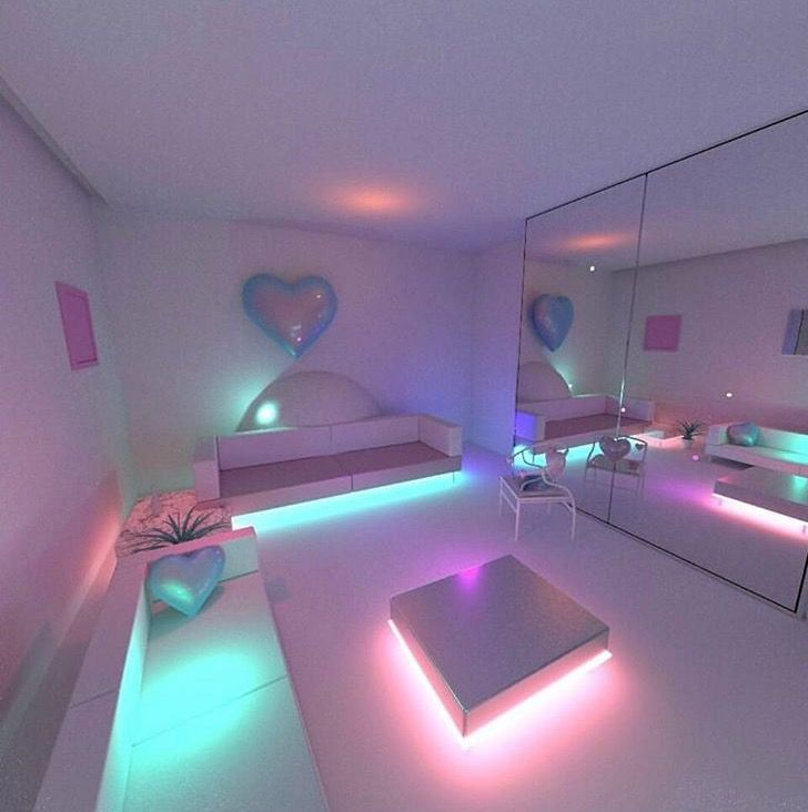✿ @GloomyArtist   glow Pinterest Decoraciones de cuartos - decoracion de cuartos
