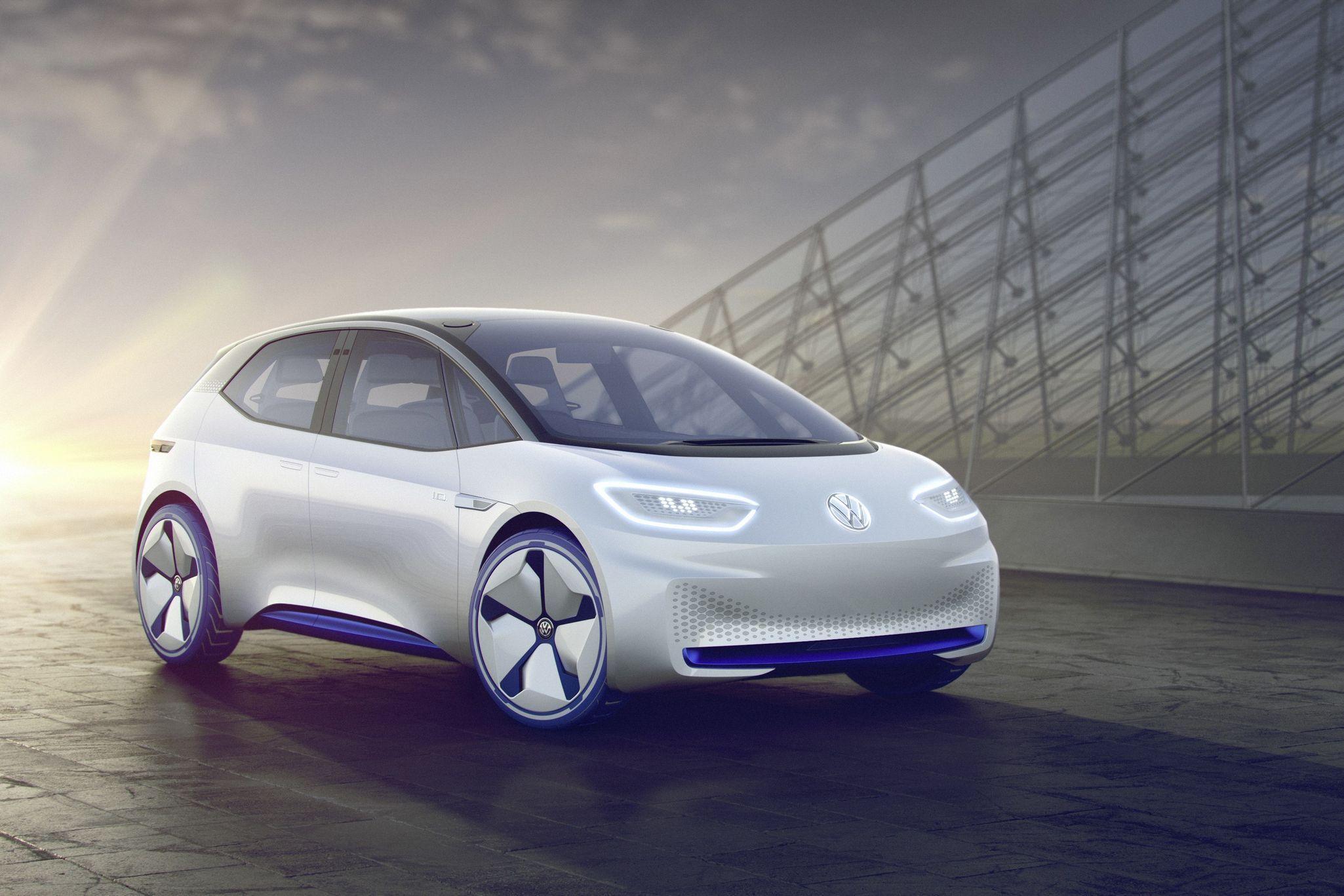Das Radikal Wirkende Elektroauto Von Volkswagen Soll Sie Dieselgate Vergessen Lassen Car Vehicles