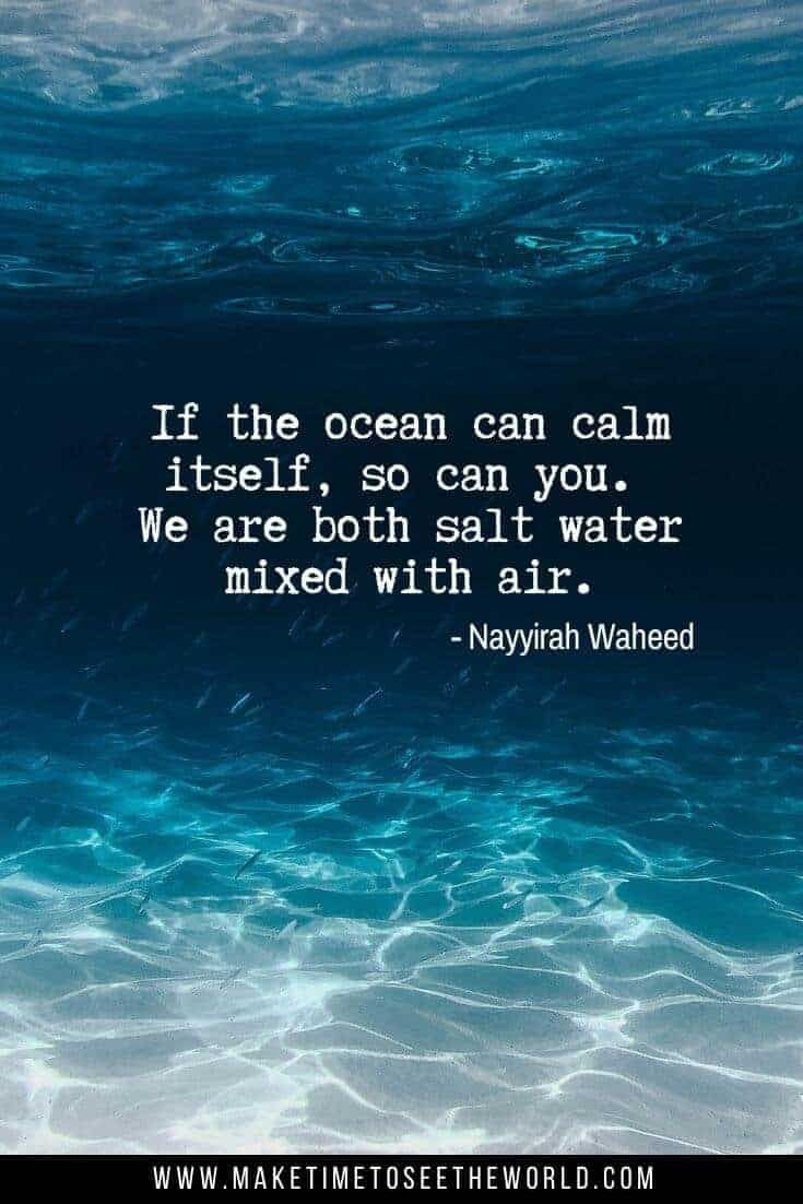 55 Beautiful Ocean Quotes -with Pics- for your Inspiration (+ Instagram!)