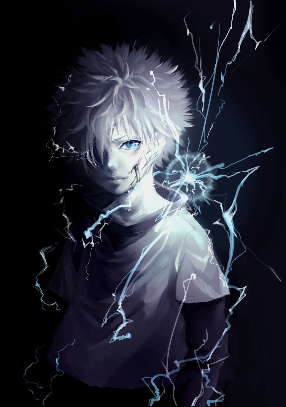 Killua Zoldyck Hunter X Hunter Zoldyck, Kirua, Killua