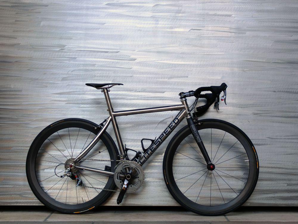 Weight Weenies: 6,7 kg Litespeed Siena | I love bicycles | Road