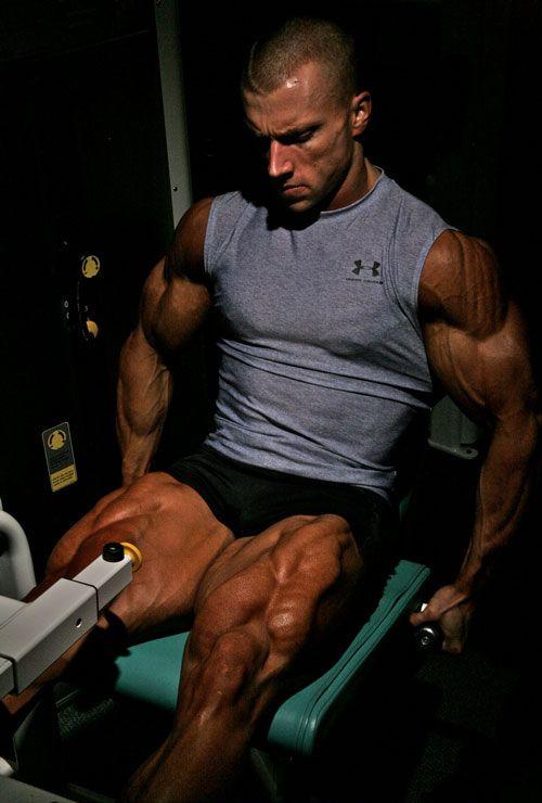 Doug Miller Ifpa Professional Natural Bodybuilder Quad Exercises Bodybuilding Workouts Workout