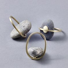 Millie Behrens (The Carrotbox Jewelry Blog - rings, rings, rings!)