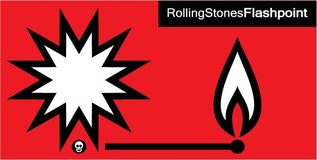 3/'/' or 5/'/' Rock /& Roll Music Wings Label Car Bumper Sticker Decal