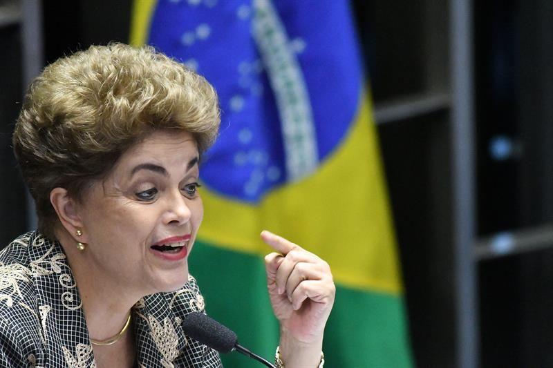 Dilma Rousseff insiste en que si es destituida deberá haber elecciones | Radio…