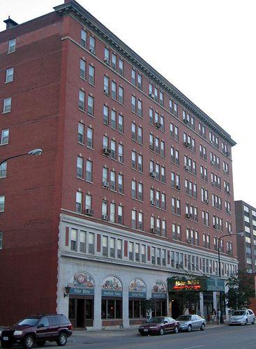 Hotel Rus Lamson Waterloo Iowa