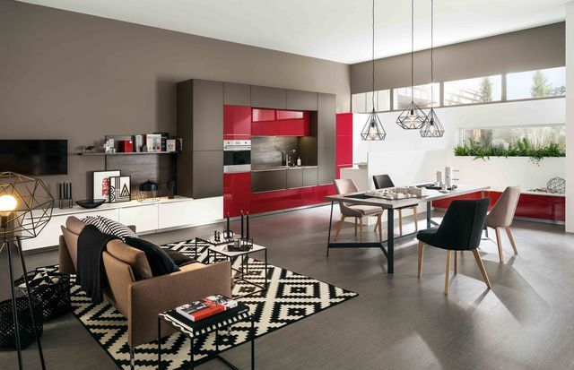 Cuisine new trends in decoration and design