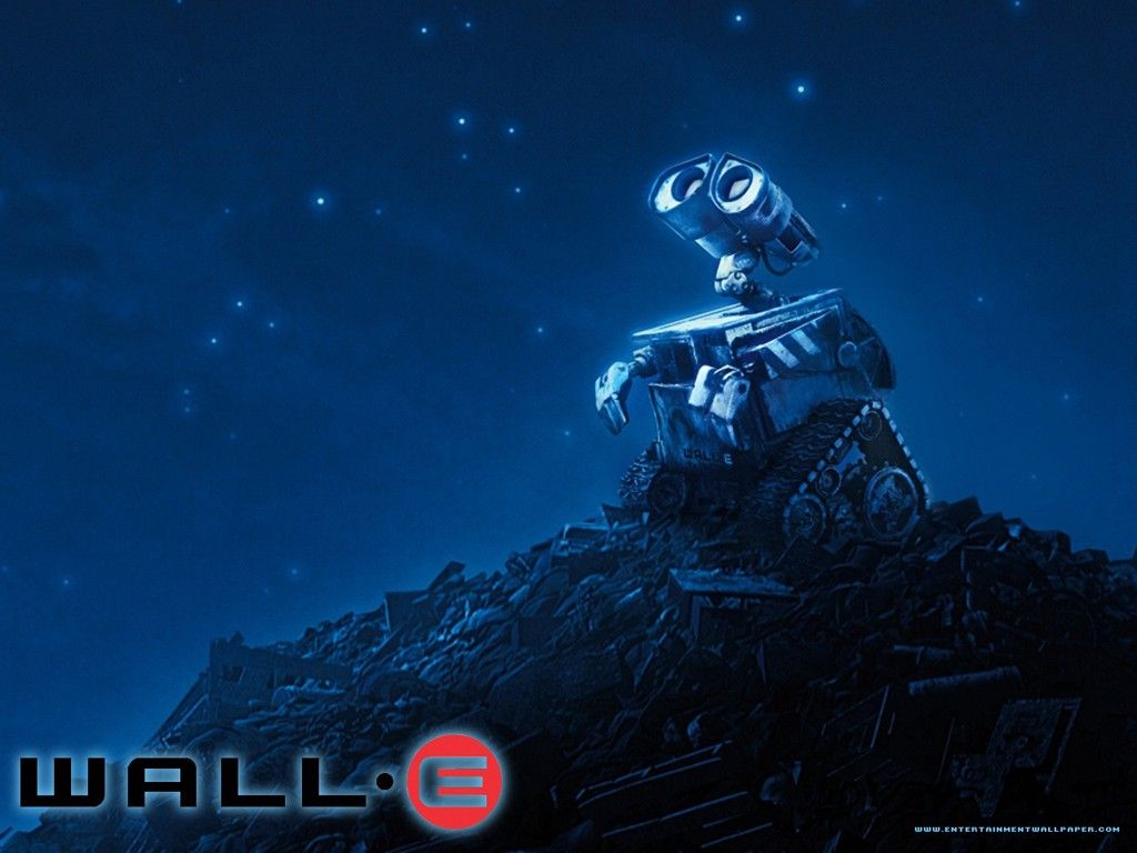 free desktop wallpaper screensaver | download wall-e wallpaper