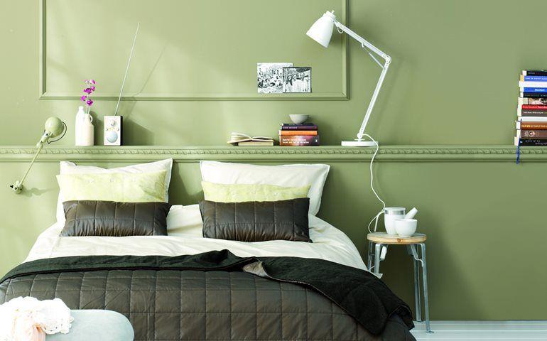 Chambre à coucher  Idées Peinture  Couleurs Sico Home projects - couleur chambre de nuit