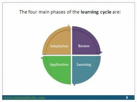 Effective Corporate Training Through Learning Cycle HttpWww