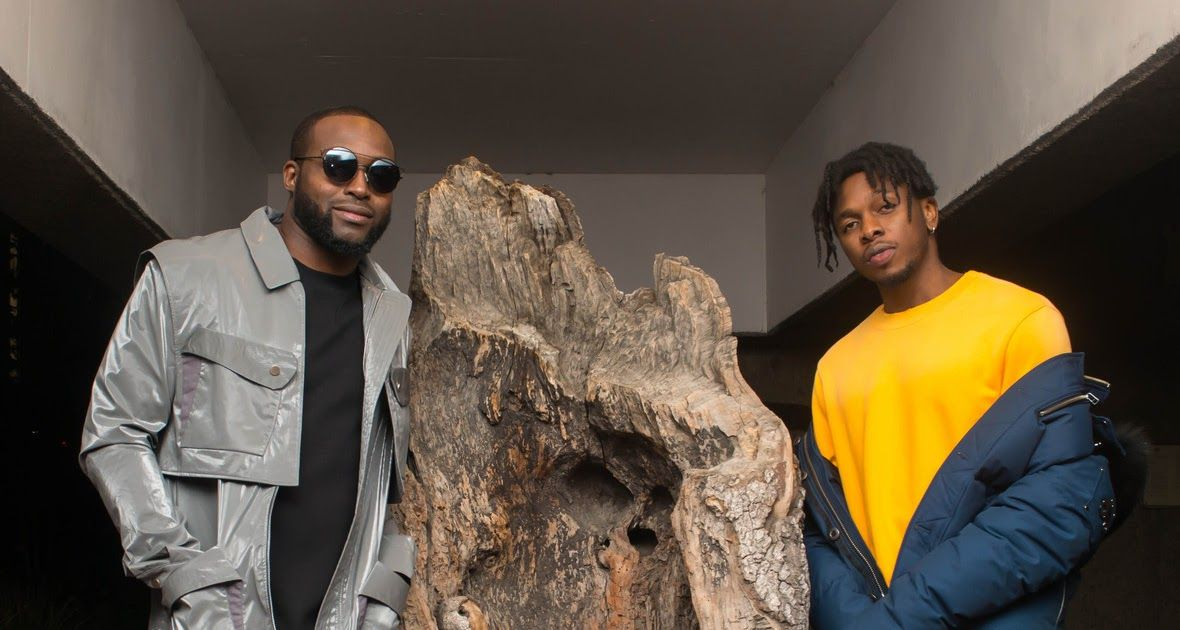 Check out BTS pictures from DJ Neptune's Why video shoot
