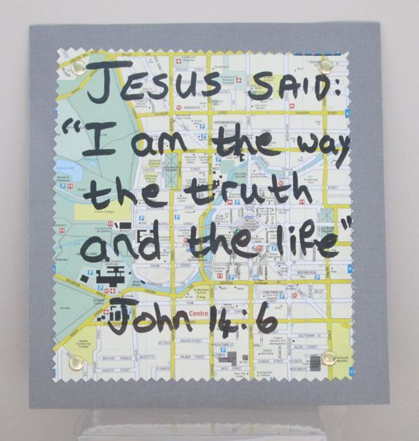 I Am The Way The Truth And The Life Craft For John 14 6
