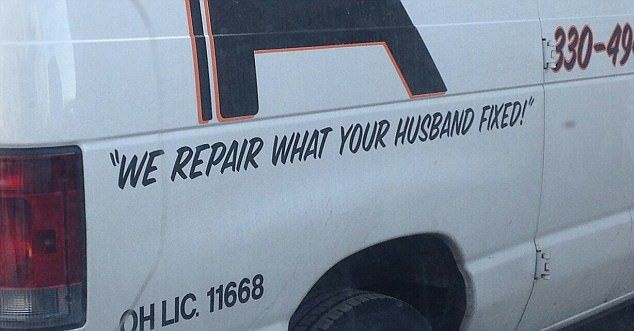 Hilariously Bad Jokes And Slogan Fails Plastered Across Trucks