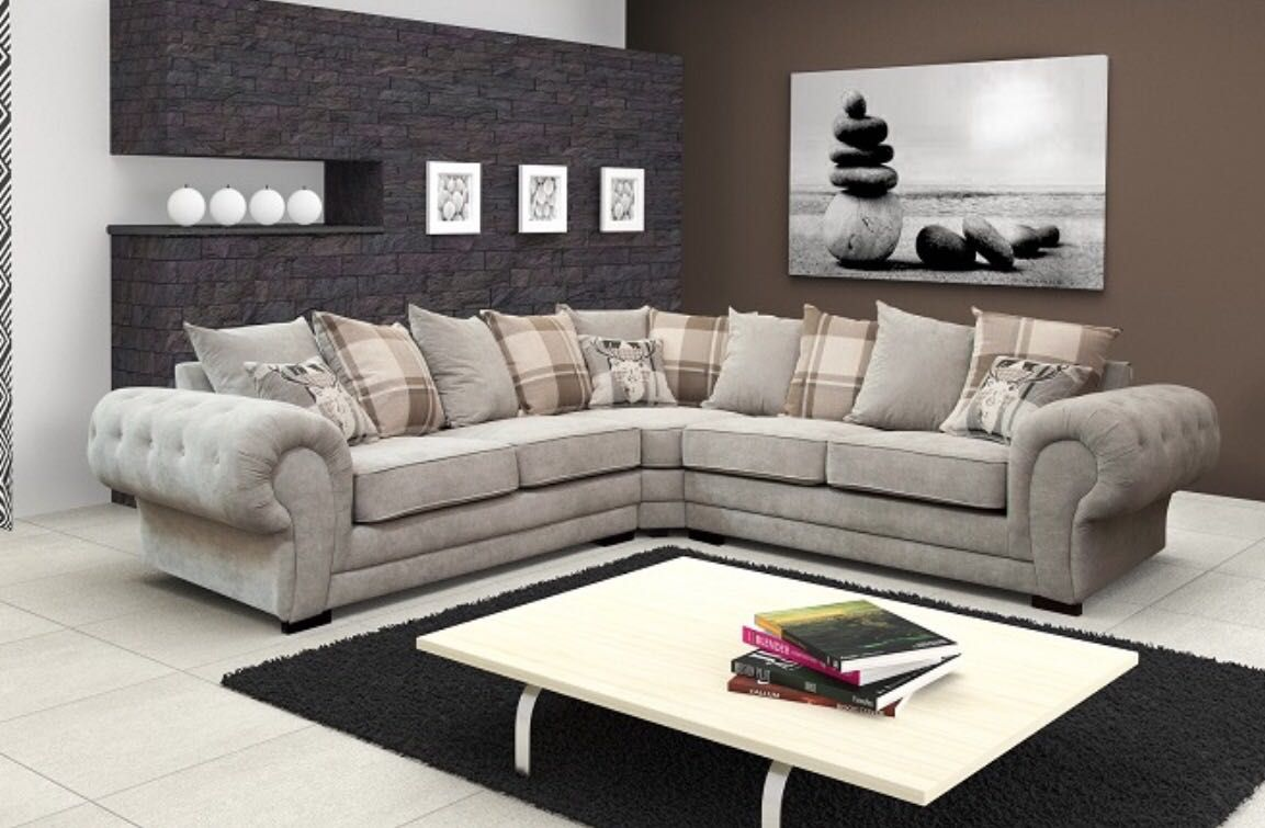 Beautiful And Stylish Silver Sofa Online Make Your Home Look