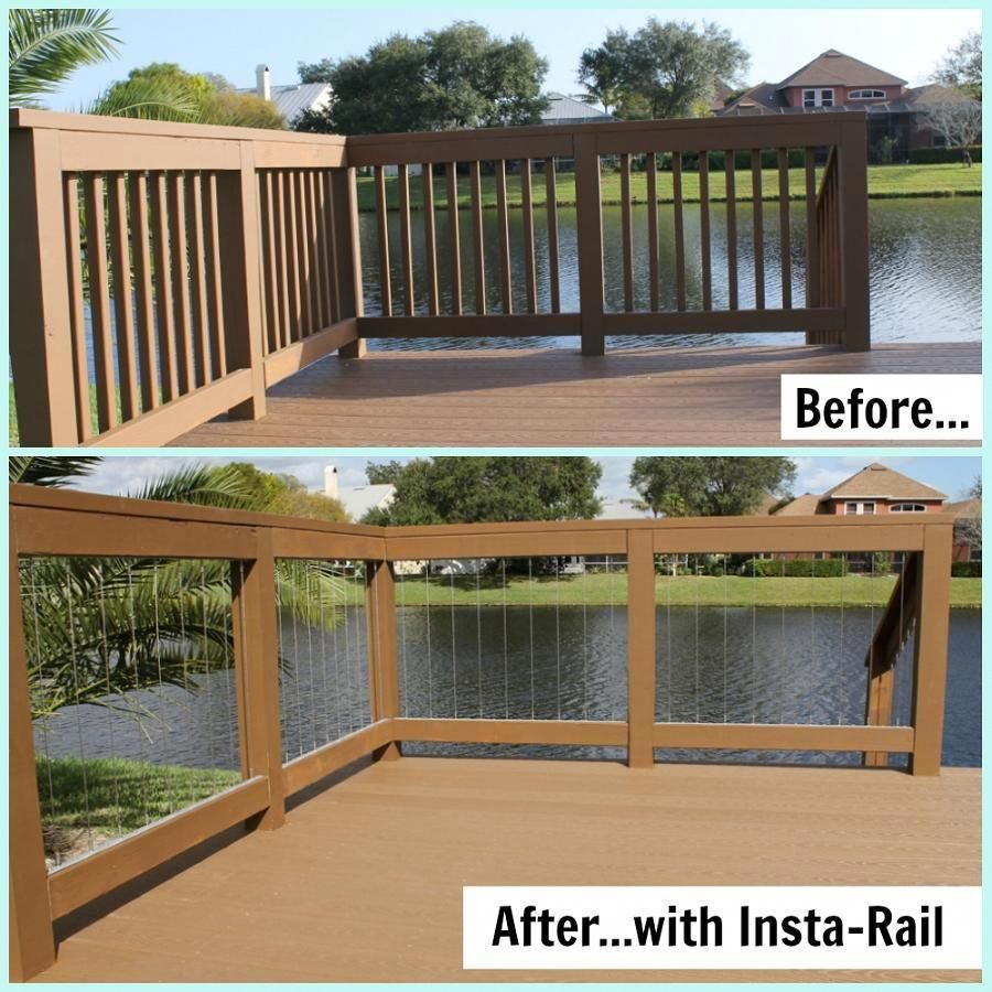 Best New Insta Rail® Vertical Cable Railing System 42 Kit 400 x 300