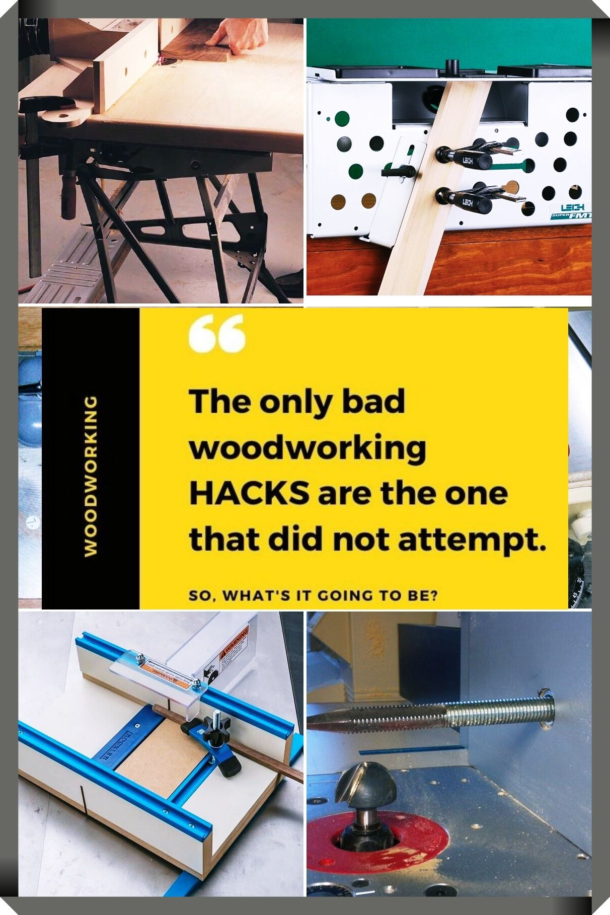 Pin On Woodworking Hacks