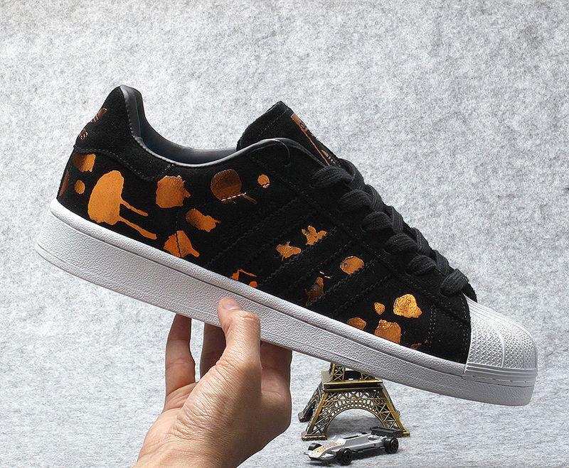 Adidas Superstar Fleur-de-lys   Adidas superstar, Sneakers, Adidas