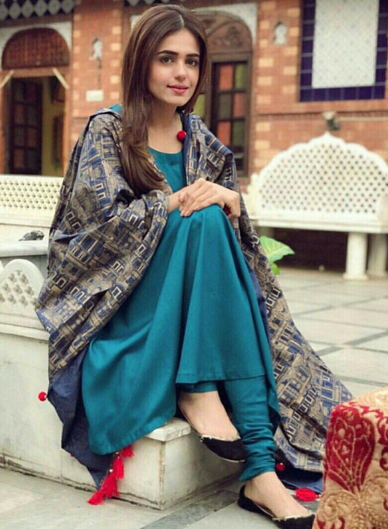 Sumbul Iqbal Khan   Mona Designer Creation   Pinterest   Pakistani ...