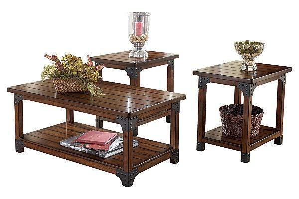 Ashley Furniture Coffee Table Living Room Table Sets Coffee