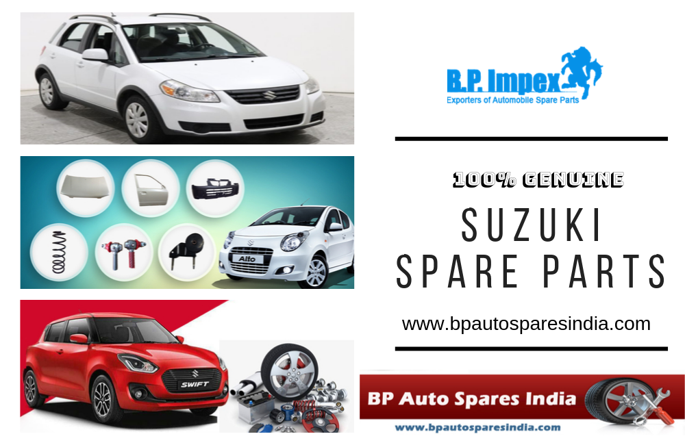 100 Genuine Suzuki Spare Parts Suzuki Spare Parts Car Model
