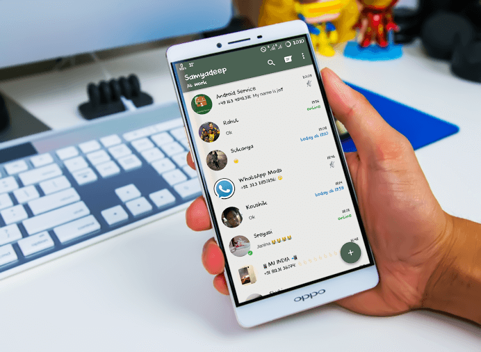 Download YoWhatsApp APK for Android Phones Version 3.8