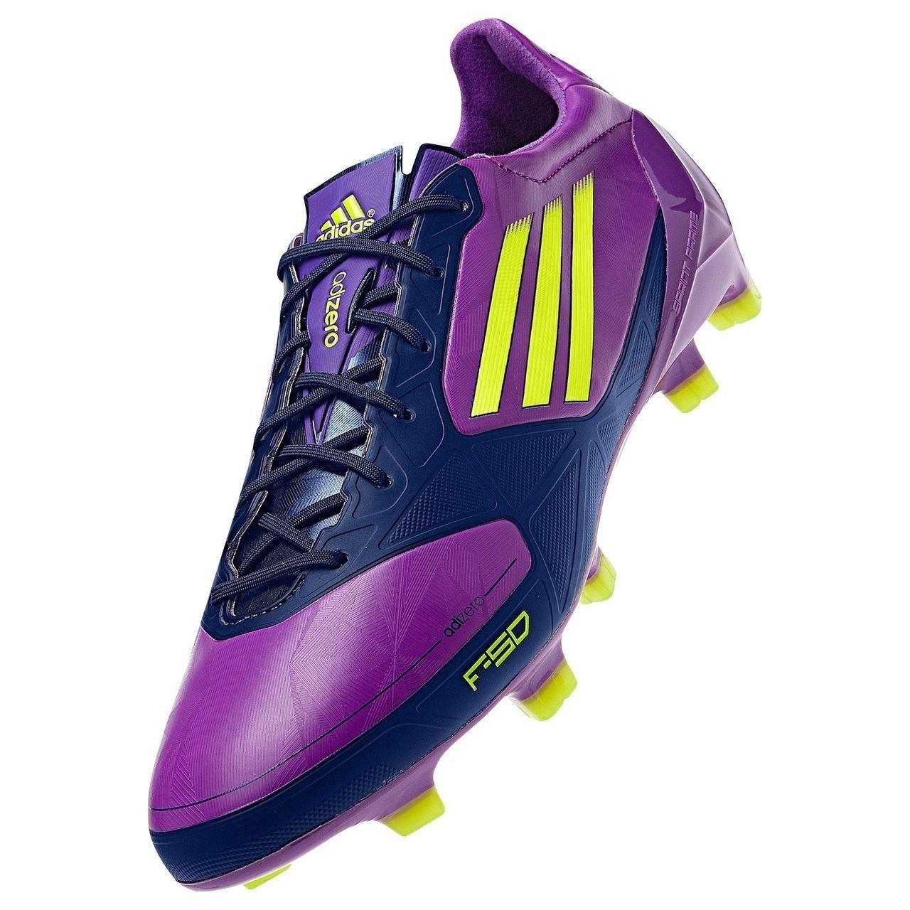 f50 adizero violet